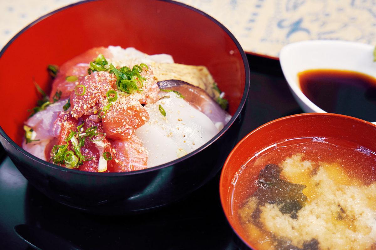 Sashimi & Seafood