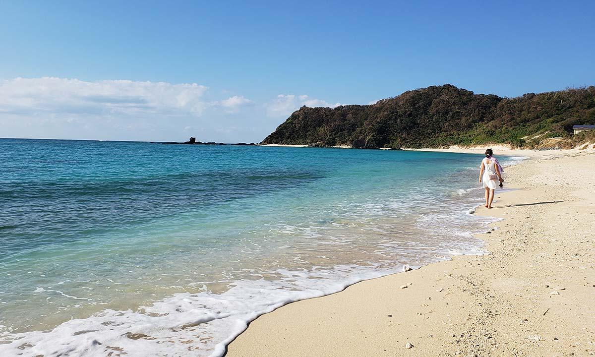 3.Sakibaru Beach